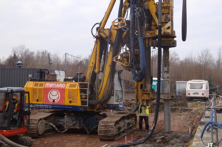 Geologia – Geotechnika