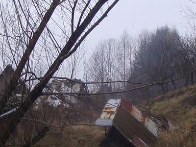 pozostałości domu 2